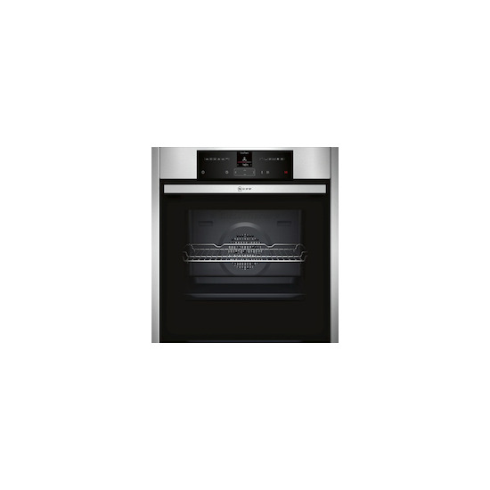 Neff B25CR22N1B Stainless steel Pyrolitic single oven