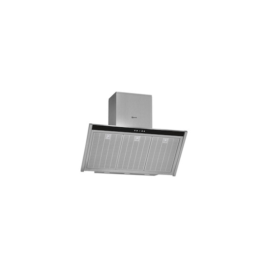 NEFF D39MH64N1B Chimney Cooker Hood - Stainless Steel