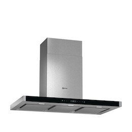 Neff D79MT86N1B Stainless steel 900mm chimney hood Reviews