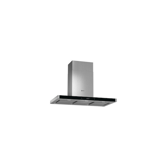 Neff D79MT86N1B Stainless steel 900mm chimney hood