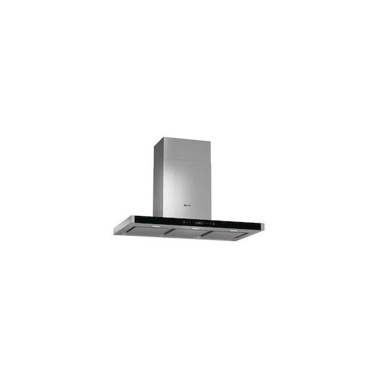 Neff D79MT86N1B Stainless steel 900mm chimney hood