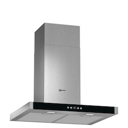 Neff D76MH52N1B Stainless steel 600mm chimney hood Reviews