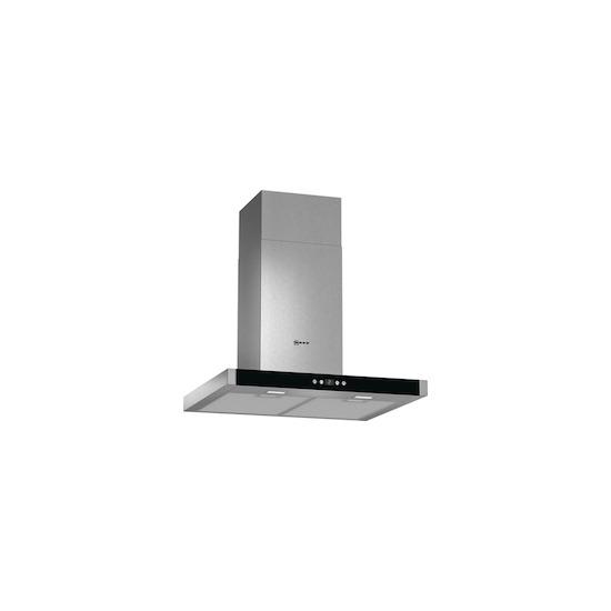Neff D76MH52N1B Stainless steel 600mm chimney hood