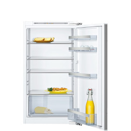Neff KI1312F30G White Built in integrated fridge Reviews