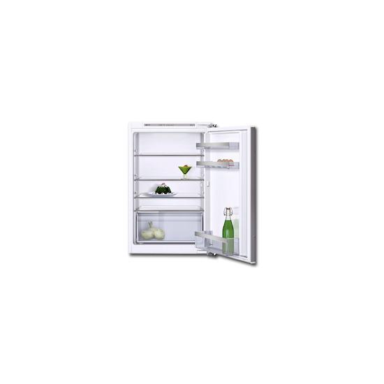 Neff KI1212F30G White Built in integrated fridge
