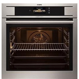 AEG BP831660KM COMPETENCE Electric Built-in  in Stainless Steel with antifingerprint coating Reviews