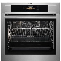 AEG BS836680KM COMPETENCE Electric Built-in  in Stainless Steel with antifingerprint coating Reviews