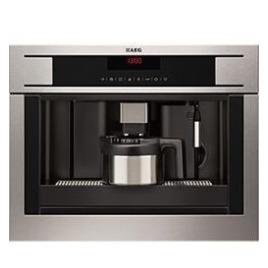 AEG PE4561-M Coffee Machine in Stainless Steel with antifingerprint coating Reviews