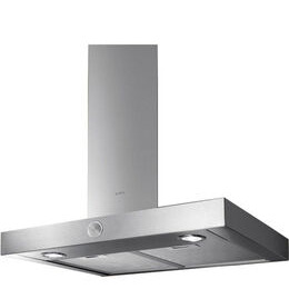 ELICA Alpha 60 Chimney Cooker Hood - Stainless Steel