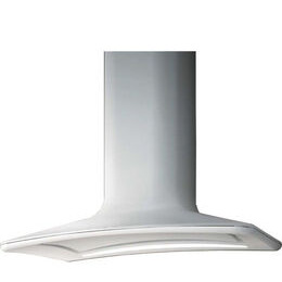 ELICA Dolce Chimney Cooker Hood - White
