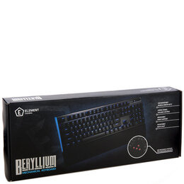 Element Gaming SK-52 Mechanical Gaming Keyboard Reviews