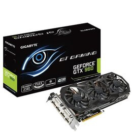 Gigabyte Geforce GTX 960 G1 GAMING 4GB GDDR5 Dual Link DVI HDMI DisplayPort PCI-E Graphics Card Reviews