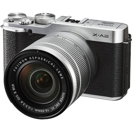 Fujifilm X-A2 + 16-55mm Lens