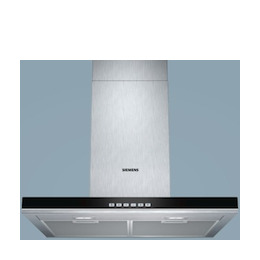 SIEMENS LC67BF532B Chimney Cooker Hood - Stainless Steel Reviews
