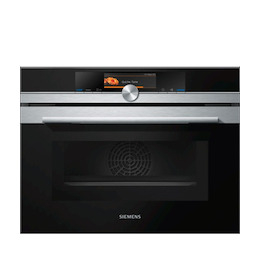 SIEMENS CM678G4S1B Built-in Combination Microwave - Stainless Steel Reviews