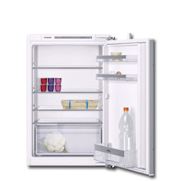 Siemens KI21RVF30G White Built in integrated fridge Reviews