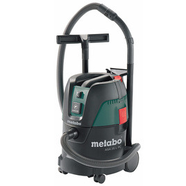 Metabo ASA 25 LP C All Purpose Vacuum Cleaner Manual Filter Cleaning and Auto Sw Reviews