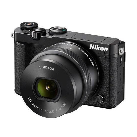Nikon 1 J5 with 10-30mm Lens
