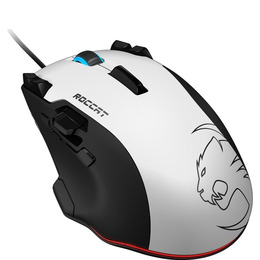 ROCCAT Tyon Laser Gaming Mouse - White Reviews