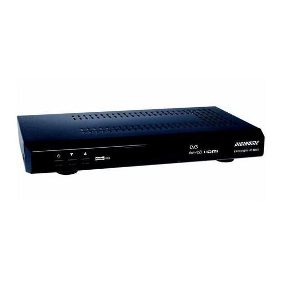 DIGIHOME DVBT2-665 Digital Receiver