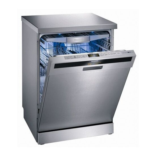 Siemens SN278I26TE Freestanding Dishwashersilver inox