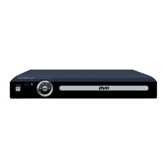 Curtis Compact DVD Player