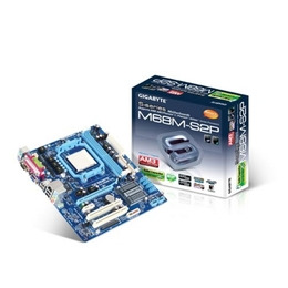 GIGABYTE GA-M68M-S2P GeForce 7025 microATX Motherboard - AM3/AM2ﰃ Sockets Reviews