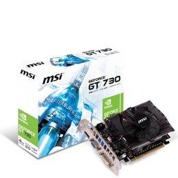 MSI GT 730 4GB DDR3 VGA DVI HDMI PCI-E Graphics Card Reviews