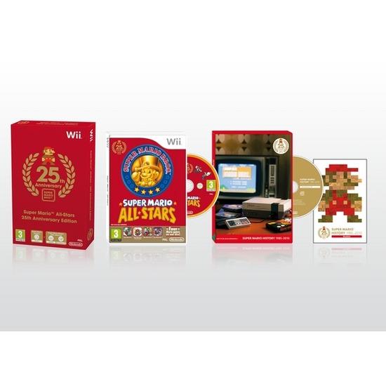 Super Mario All-Stars: 25th Anniversary Edition (Wii)