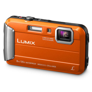 Photo of Panasonic DMC-FT30EB Digital Camera