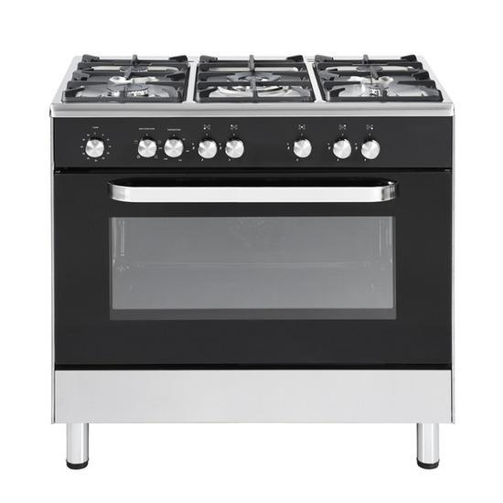 Kenwood CK305 Single Oven Dual Fuel Range Cooker