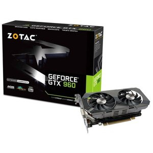Photo of Zotac ZT-90308-10M GeForce® GTX 960 4GB Motherboard