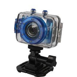 Vivitar DVR786HD Action Camcorder - Blue Reviews