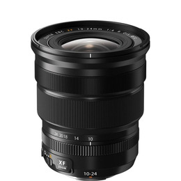 Fujinon XF 10-24 mm f/4 R OIS Wide-angle Zoom Lens Reviews