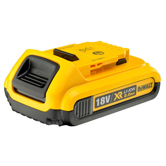 Dewalt DCB183-XJ 18V 2Ah XR Li-ion Battery Pack