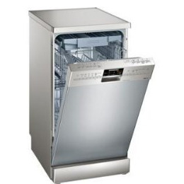 Siemens SR26T897EU Stainless steel 450mm Freestanding dishwasher Reviews