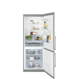 AEG S74011CMX2 Stainless steel Integrated frost free fridge freezer Reviews