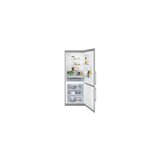 AEG S74011CMX2 Stainless steel Integrated frost free fridge freezer