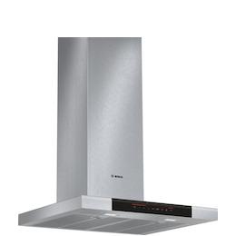 Bosch DWB068J50B Stainless steel 600mm chimney hood Reviews