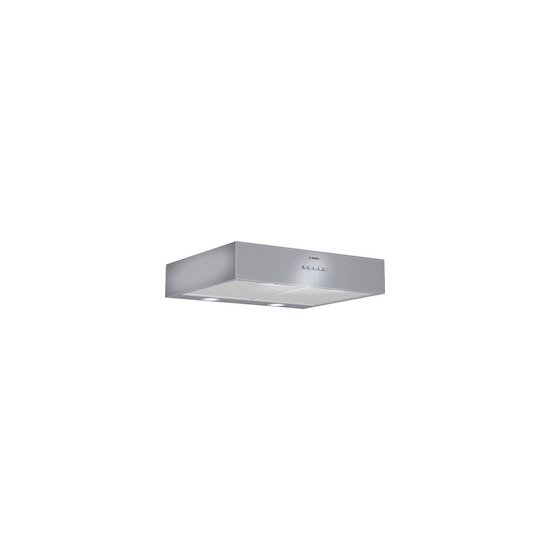 Bosch DHU626MGB Stainless steel 600mm conventional hood