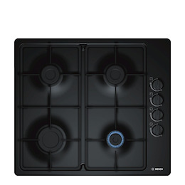 Bosch PBP6B6B60 Black 4 burner gas hob Reviews