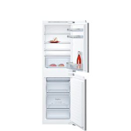 Neff KI5852F30G White Built integrated fridge freezer Reviews