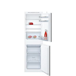 Neff KI5852S30G White Built in integrated fridge freezer Reviews