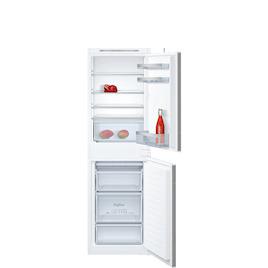Neff KI5852S30G White Built in integrated fridge freezer Reviews