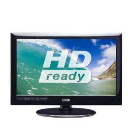 "LOGIK L19DVDB10 Refurbished 19"" HD Ready TV with Built-in DVD Player Reviews"