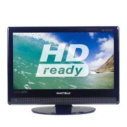 "MATSUI M19DIGB19 Refurbished 19"" HD Ready LCD TV - Black Reviews"