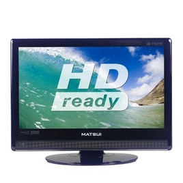 "MATSUI M19DIGB19 Refurbished 19"" HD Ready LCD TV - Black Reviews"