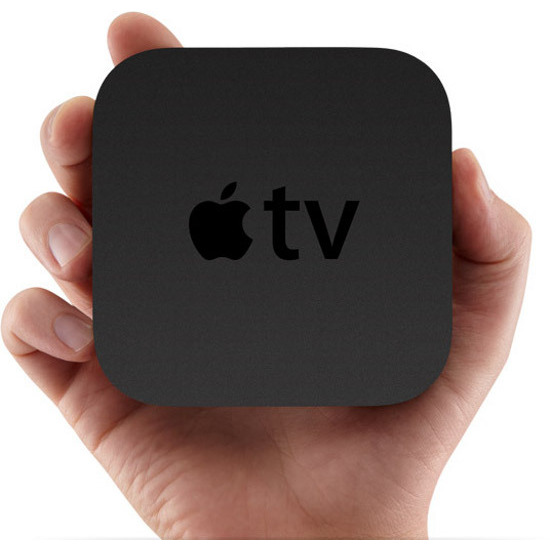 Apple TV (2nd generation, late 2010)