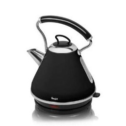 Swan SK34010BLKN 1.7 Litre Black Pyramid Kettle Reviews