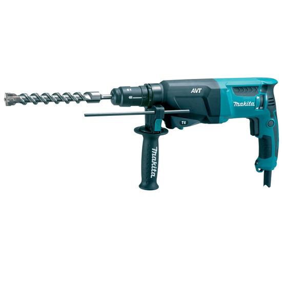 Makita HR2611FX2 SDS+ AVT Rotary Hammer Drill - 240V